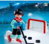 Конструктор игровой Playmobil «Экстра-набор: Тренировка хоккей»