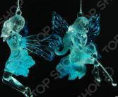Новогоднее украшение Crystal Deco «Ангел». В ассортименте