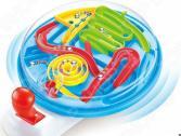 Игра настольная развивающая 1 Toy «Лабиринт змейка»