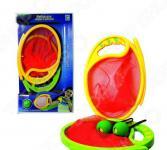Игра детская 1 Toy «Мячеловка и 2 мяча»
