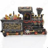 Музыкальная шкатулка Crystal Deco «Рождественский паровозик» 1707588