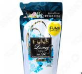 Кондиционер ополаскиватель FUNS в мягкой упаковке с ароматом платиновой розы