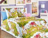 Комплект постельного белья ТексДизайн «Лесная опушка». 1,5-спальный