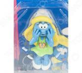 Игрушка-фигурка Goldie Smurfette в зеленом платье