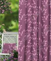 Штора блэкаут Волшебная ночь Lilac