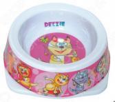 Миска для кошек DEZZIE «Рыбак»