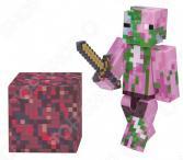 Набор фигурок игрушечных Minecraft «Зомби»