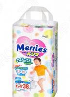 Трусики-подгузники Merries размер XL 12-22 кг + 2 шт