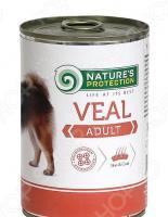 Корм консервированный для собак Nature's Protection Adult Veal «Телятина»