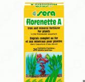 Удобрение комплексное для аквариумных растений Sera Florenette A