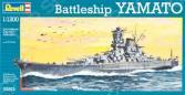Сборная модель линкора Revell Yamato