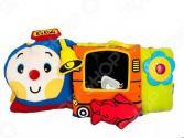 Мягкая игрушка развивающая K'S Kids «Паровозик Чух-Чух»