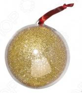 Фигурка из пластика Rayher Шар золотистый
