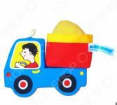 Мягкая игрушка развивающая Мякиши «Грузовичок» 02370. В ассортименте