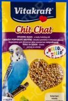 Подкормка для говорящих волнистых попугаев Vitakraft Chit Chat