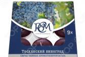 Набор свечей чайных Русская свечная мануфактура «Тосканский Виноград»