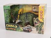 Фигурка со звуковыми эффектами Chapmei «Стиракозавр»
