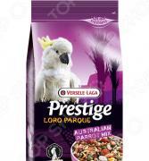 Корм для попугаев крупных размеров Versele-Laga Prestige PREMIUM Australian Parrot Loro Parque Mix