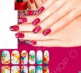 Пленка для дизайна ногтей Bradex «Акварель»