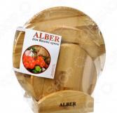 Набор разделочных досок Alber «Круг 39»