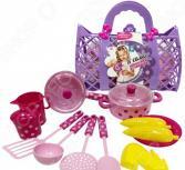 Набор посуды игрушечный 1 Toy «Маленькая хозяюшка» Т11641