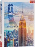 Пазл 1000 элементов Trefl «Нью-Йорк на рассвете»