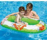 Лодка надувная детская Intex «Винни Пух» 58394