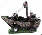Лодка для аквариума DEZZIE «Креветка»