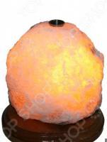 Лампа солевая Ваше здоровье «Гора» средняя с ароматизатором