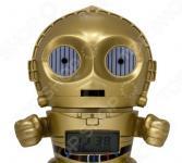 Фигурка-будильник BulbBotz C-3PO