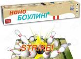 Игра спортивная PlayLab «Нано-Боулинг»