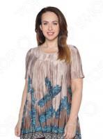 Блуза Лауме-Лайн «Великолепный век». Цвет: бирюзовый