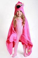 Полотенце с капюшоном Zoocchini «Фламинго Френни»