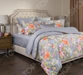 Комплект постельного белья Santalino «Пастораль». Семейный