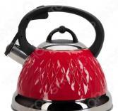 Чайник со свистком Regent Promo