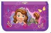 Пенал 1-секционный Disney «София»
