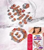 Набор для создания украшений Fimo Soft «Красные мечты»