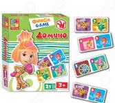 Домино детское Vladi Toys «Фиксики»