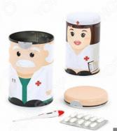 Набор контейнеров для лекарств Balvi Dr. & Nurse