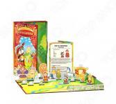 Игра настольная обучающая Полноцвет «Театр-сказка: Кот в сапогах» маленькая