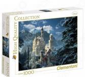 Пазл 1000 элементов Clementoni «Бавария. Зима»