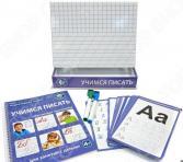 Набор обучающий для ребенка Школа будущего «Учимся писать: от линии к букве»