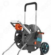 Катушка для шланга на колесах Gardena AquaRoll L ErgoPlus