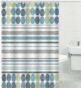 Штора для ванной комнаты Rosenberg RPE-730014