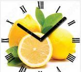 Часы настенные Innova «Лимоны» W09666