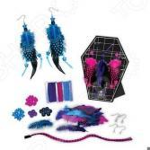 Набор для создания бижутерии из перьев Fashion Angels «Школа монстров»