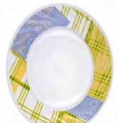 Тарелка обеденная Vitropal «Ильмира»
