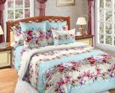 Комплект постельного белья Белиссимо «Кокетка». Семейный