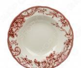 Тарелка суповая Utana «Аделаида Бордо»