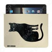 Чехол для iPad Mitya Veselkov «Космическая кошка»